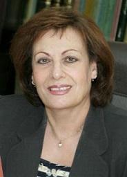 الأستاذ الدكتورة هند أبو الشعر