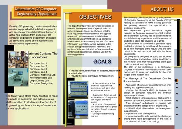 student affairs documents housing brochure
