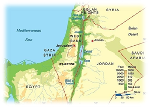 About Jordan The ISIICT - Where is jordan located